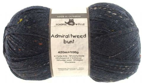 ADMIRAL TWEED BUNT ink 3593
